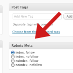 How to Block Your WordPress Pages from Search Engines Using Robots Meta