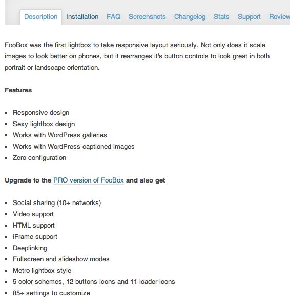Best Responsive WordPress Lightbox Plugin