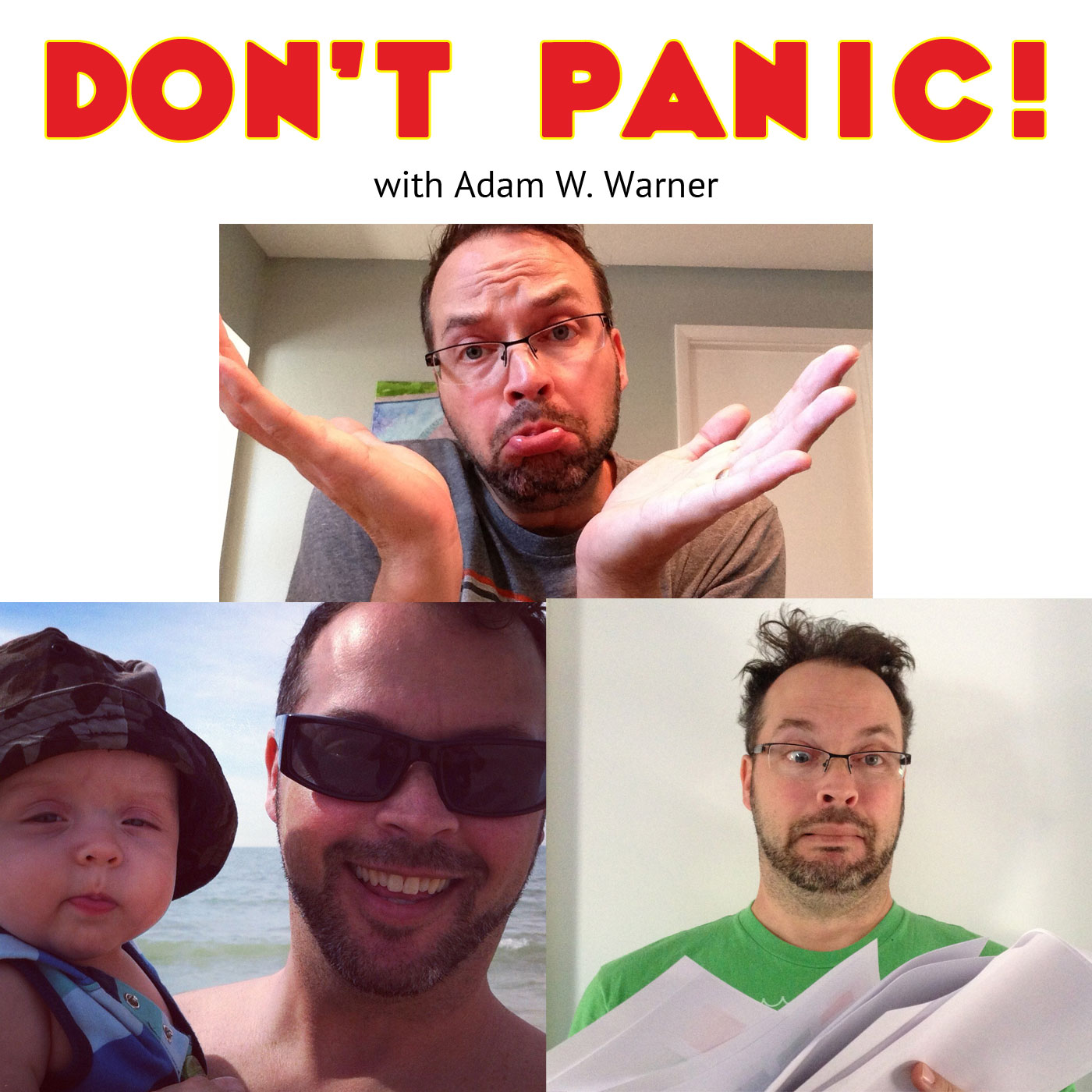Don't Panic! with Adam W. Warner